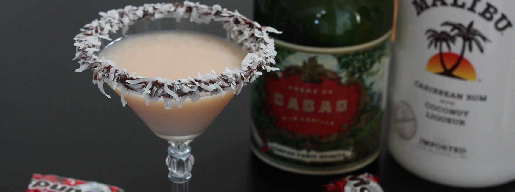 Mounds Martini