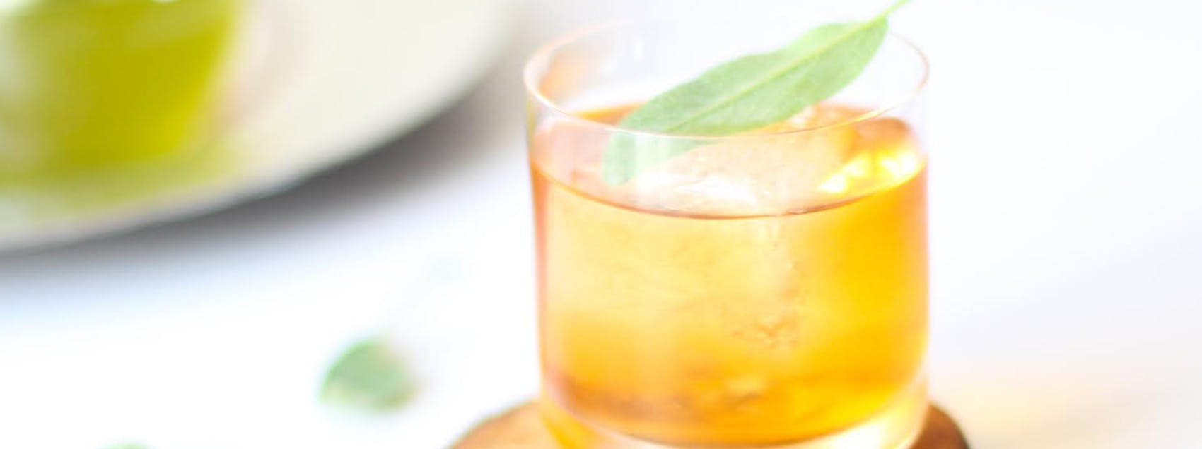 Sage Apple Old Fashioned