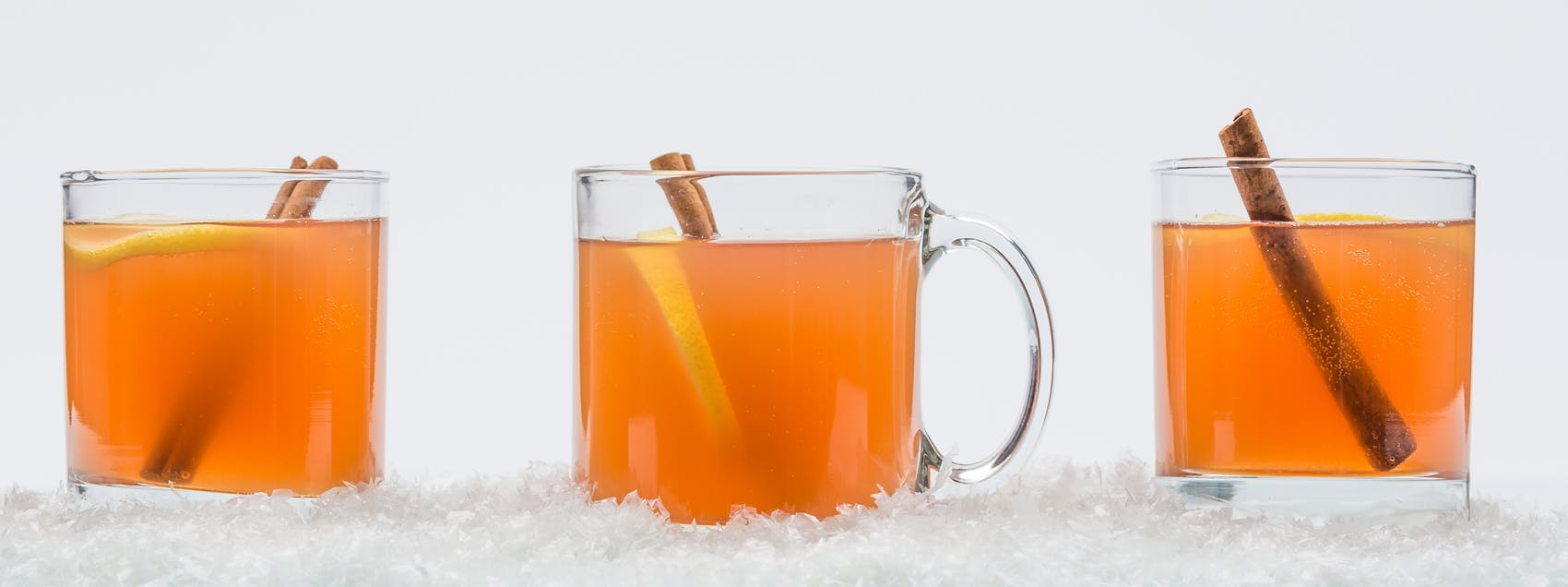 Blood Orange Bourbon Hot Toddy