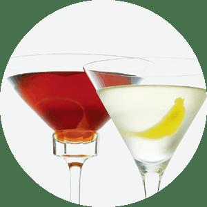Food & Wine Martini