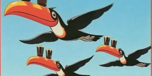 The History of The Guinness Toucan